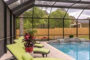 Фото 30 Навесы для бассейна из поликарбоната: 75+ решений для полноценного отдыха и релаксации