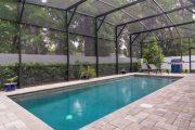 Фото 31 Навесы для бассейна из поликарбоната: 75+ решений для полноценного отдыха и релаксации