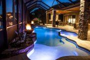 Фото 36 Навесы для бассейна из поликарбоната: 75+ решений для полноценного отдыха и релаксации