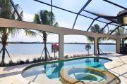 Фото 41 Навесы для бассейна из поликарбоната: 75+ решений для полноценного отдыха и релаксации