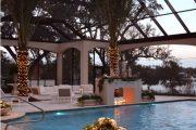 Фото 53 Навесы для бассейна из поликарбоната: 75+ решений для полноценного отдыха и релаксации
