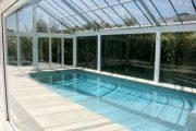 Фото 43 Навесы для бассейна из поликарбоната: 75+ решений для полноценного отдыха и релаксации