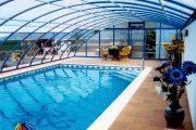 Фото 45 Навесы для бассейна из поликарбоната: 75+ решений для полноценного отдыха и релаксации