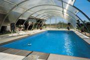 Фото 46 Навесы для бассейна из поликарбоната: 75+ решений для полноценного отдыха и релаксации