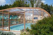 Фото 6 Навесы для бассейна из поликарбоната: 75+ решений для полноценного отдыха и релаксации
