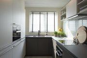 Фото 12 Обои под бетон (100 фото): очарование лофта в интерьере современной квартиры