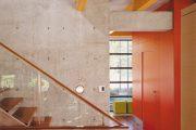 Фото 20 Обои под бетон (100 фото): очарование лофта в интерьере современной квартиры