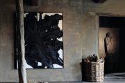 Фото 24 Обои под бетон: очарование лофта в интерьере современной квартиры