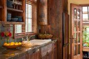 Фото 1 Перенос кухни в коридор: обзор дизайнерских вариантов перепланировки дома