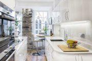 Фото 12 Перенос кухни в коридор: обзор дизайнерских вариантов перепланировки дома