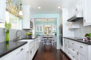 Фото 15 Перенос кухни в коридор: обзор дизайнерских вариантов перепланировки дома