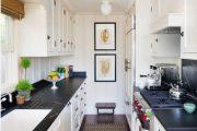 Фото 16 Перенос кухни в коридор: обзор дизайнерских вариантов перепланировки дома
