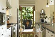 Фото 18 Перенос кухни в коридор: обзор дизайнерских вариантов перепланировки дома