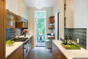 Фото 4 Перенос кухни в коридор: обзор дизайнерских вариантов перепланировки дома