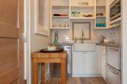 Фото 26 Перенос кухни в коридор: обзор дизайнерских вариантов перепланировки дома