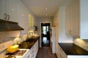 Фото 30 Перенос кухни в коридор: обзор дизайнерских вариантов перепланировки дома