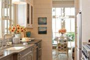 Фото 34 Перенос кухни в коридор: обзор дизайнерских вариантов перепланировки дома