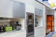Фото 38 Перенос кухни в коридор: обзор дизайнерских вариантов перепланировки дома