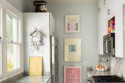 Фото 40 Перенос кухни в коридор: обзор дизайнерских вариантов перепланировки дома