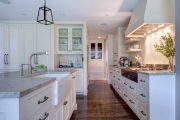 Фото 41 Перенос кухни в коридор: обзор дизайнерских вариантов перепланировки дома