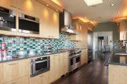 Фото 44 Перенос кухни в коридор: обзор дизайнерских вариантов перепланировки дома