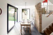 Фото 45 Перенос кухни в коридор: обзор дизайнерских вариантов перепланировки дома