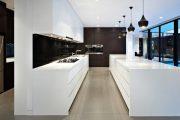 Фото 46 Перенос кухни в коридор: обзор дизайнерских вариантов перепланировки дома