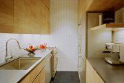 Фото 54 Перенос кухни в коридор: обзор дизайнерских вариантов перепланировки дома