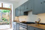 Фото 56 Перенос кухни в коридор: обзор дизайнерских вариантов перепланировки дома