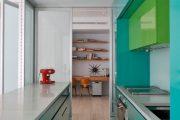 Фото 58 Перенос кухни в коридор: обзор дизайнерских вариантов перепланировки дома