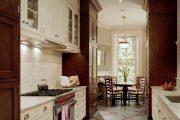 Фото 7 Перенос кухни в коридор: обзор дизайнерских вариантов перепланировки дома