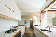 Фото 59 Перенос кухни в коридор: обзор дизайнерских вариантов перепланировки дома
