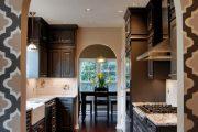 Фото 60 Перенос кухни в коридор: обзор дизайнерских вариантов перепланировки дома