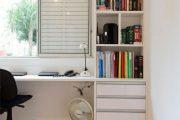 Фото 5 Подоконник-столешница в комнате: 70+ функциональных идей для экономии пространства