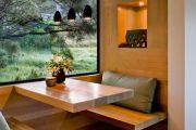 Фото 6 Подоконник-столешница в комнате: 70+ функциональных идей для экономии пространства