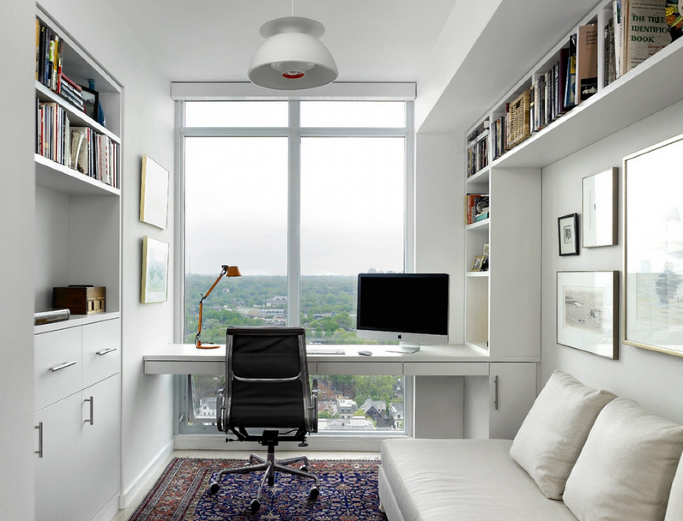 Small Space Ideas for the Bedroom and Home Office HGTV ...