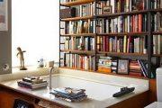 Фото 10 Подоконник-столешница в комнате: 70+ функциональных идей для экономии пространства
