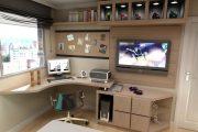 Фото 15 Подоконник-столешница в комнате: 70+ функциональных идей для экономии пространства