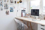 Фото 26 Подоконник-столешница в комнате: 70+ функциональных идей для экономии пространства