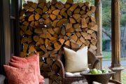Фото 3 Поленница для дров: виды конструкций и 70 практичных вариантов для частного дома