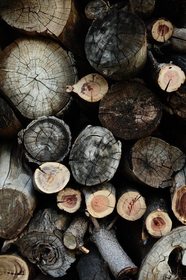 Красота натурального дерева всегда будет притягивать взгляды и завораживать