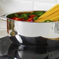 Какая посуда подходит для индукционных плит: полезные советы по выбору и использованию фото