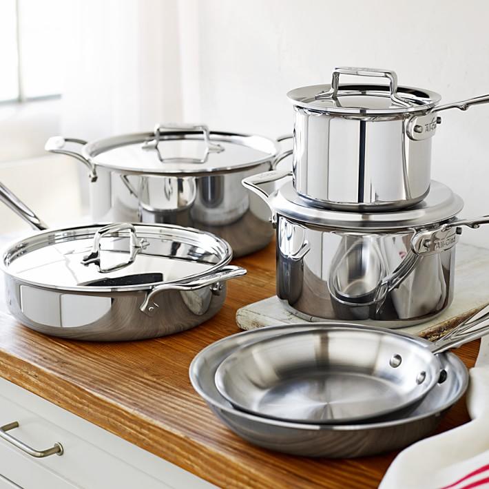 Кухонная посуда для индукционных плит