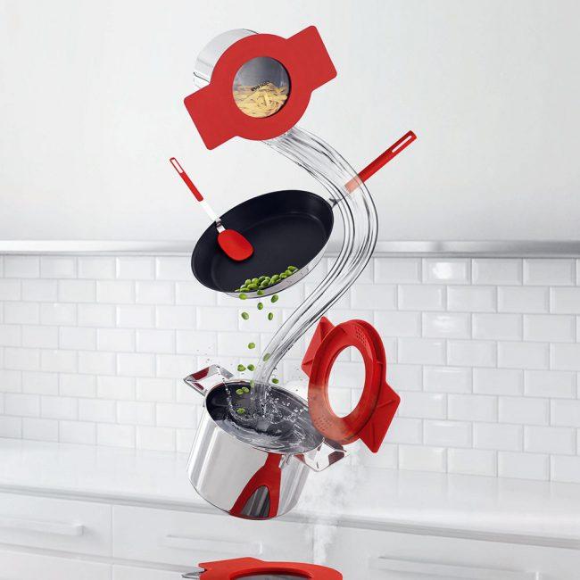 Качественная и стильная посуда Eva Solo из нержавеющей стали Eva Solo датского производства