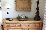 Фото 65 Прихожая в стиле прованс (120+ фото): выбираем мебель для коридора и все секреты французского уюта