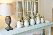 Фото 4 Прихожая в стиле прованс (120+ фото): выбираем мебель для коридора и все секреты французского уюта