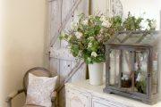 Фото 21 Прихожая в стиле прованс (120+ фото): выбираем мебель для коридора и все секреты французского уюта