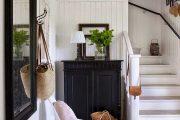 Фото 5 Прихожая в стиле прованс (120+ фото): выбираем мебель для коридора и все секреты французского уюта