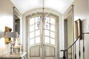 Фото 35 Прихожая в стиле прованс (120+ фото): выбираем мебель для коридора и все секреты французского уюта
