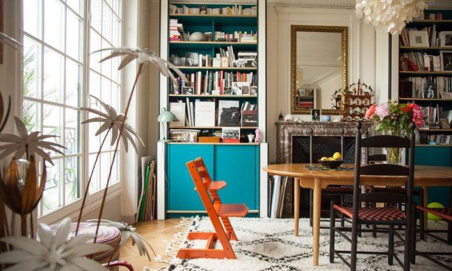 Растущий стул может выгодно смотреться даже на кухне благодаря универсальности дизайна